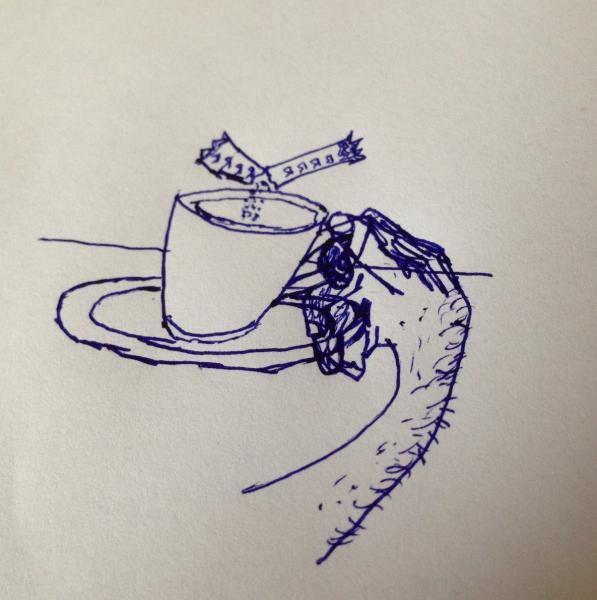 Растворяяяяяя в чае