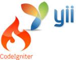 Сравнение Yii с CodeIgniter