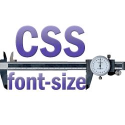 CSS Font-Size: em / px / pt / percent