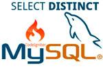 Использование DISTINCT в SQL-запросах для исключения повторяющихся данных применительно к фреймворку CodeIgniter.