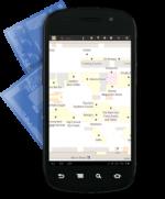 В Google Maps появились планы помещений