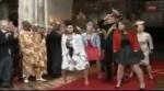 Танцы на свадьбе принца Вильяма.