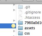 Как на Mac'е показать/скрыть скрытые файлы в Finder (Quickly show and hide hidden files)