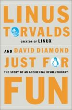 """Дэвид Даймонд и Линус Торвальдс — """"Just for Fun. Рассказ нечаянного революционера."""""""