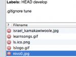 Git удаление файла или папки из истории; игнорирование директории